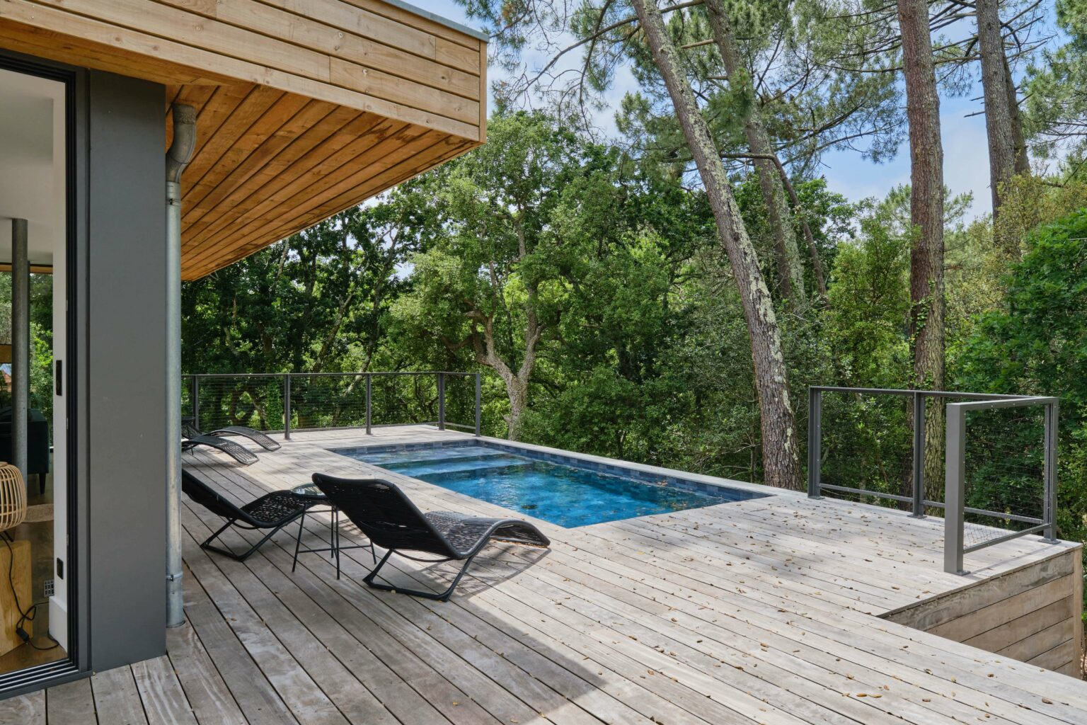 Swimming Pool - Villa Heuguera - Les Maisons Escapia