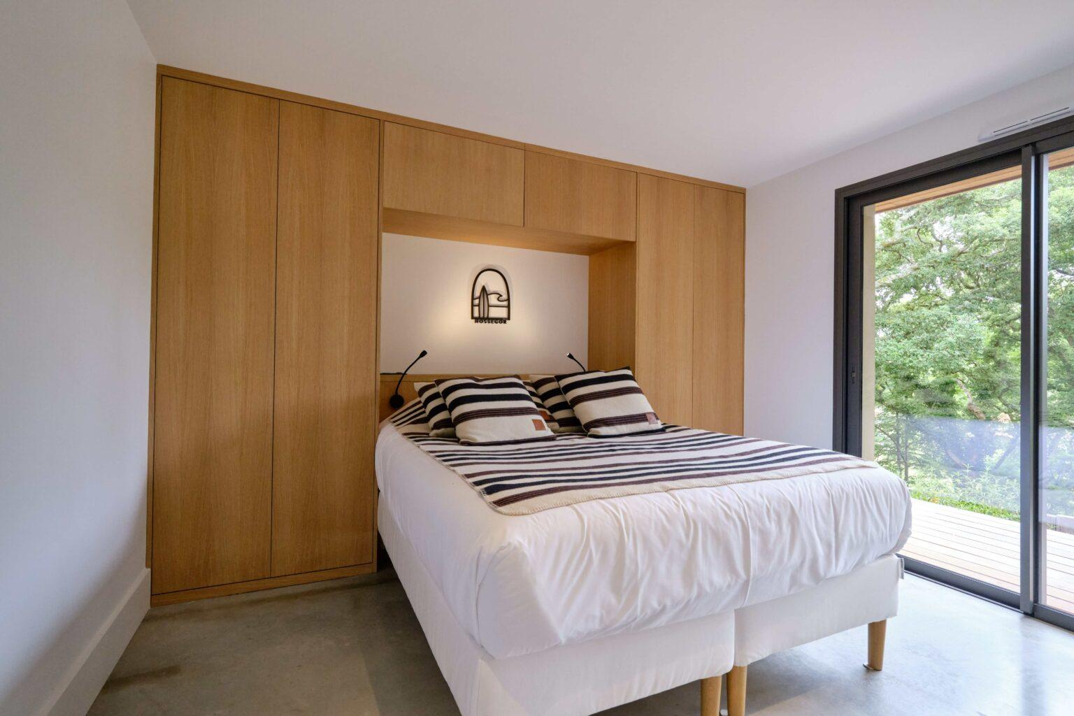 Bedroom - Villa Heuguera - Les Maisons Escapia