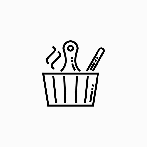 Icon Sauna - Les Maisons Escapia