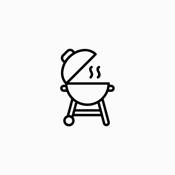 Icon - BBQ - Les Maisons Escapia