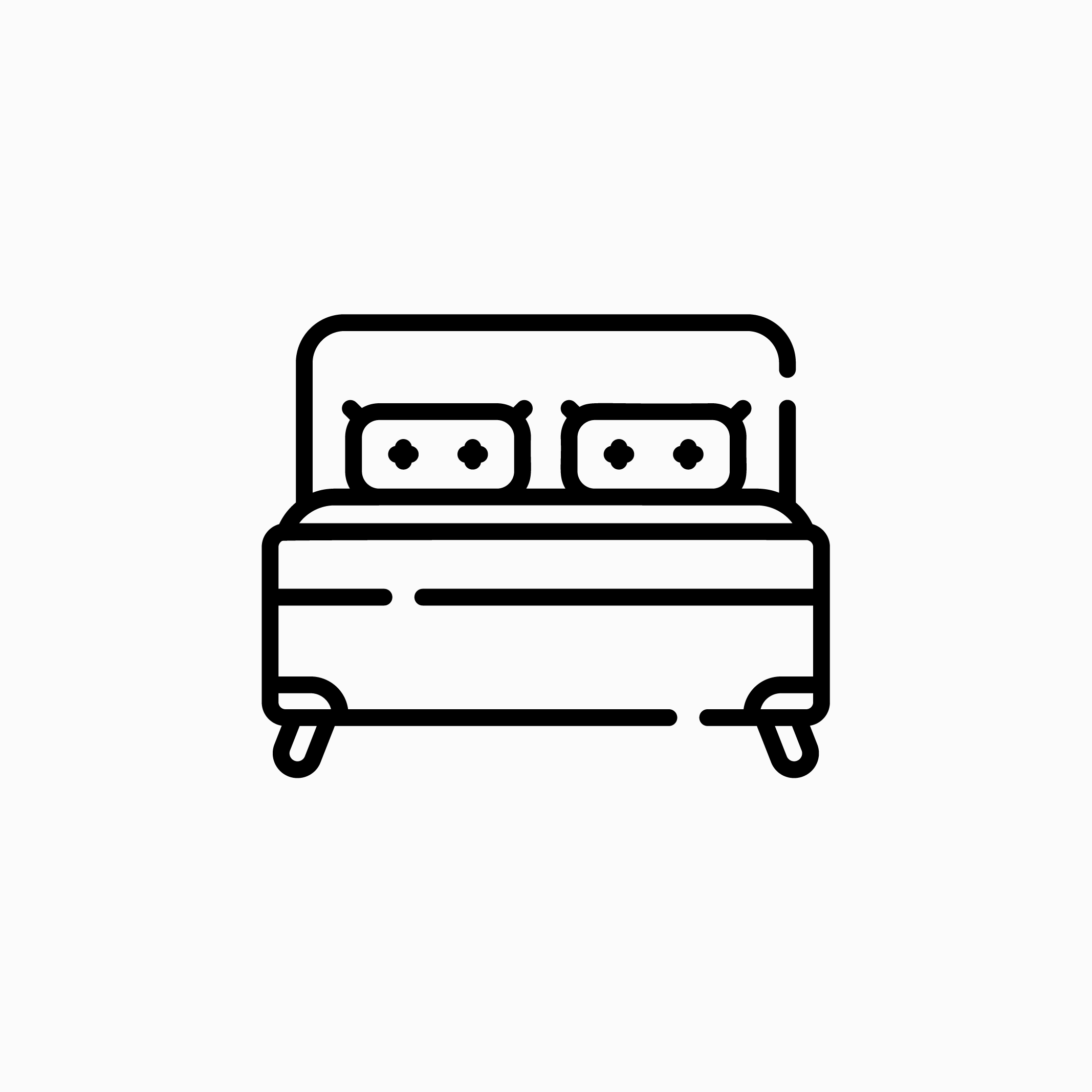 Icon - Bedroom - Les Maisons Escapia