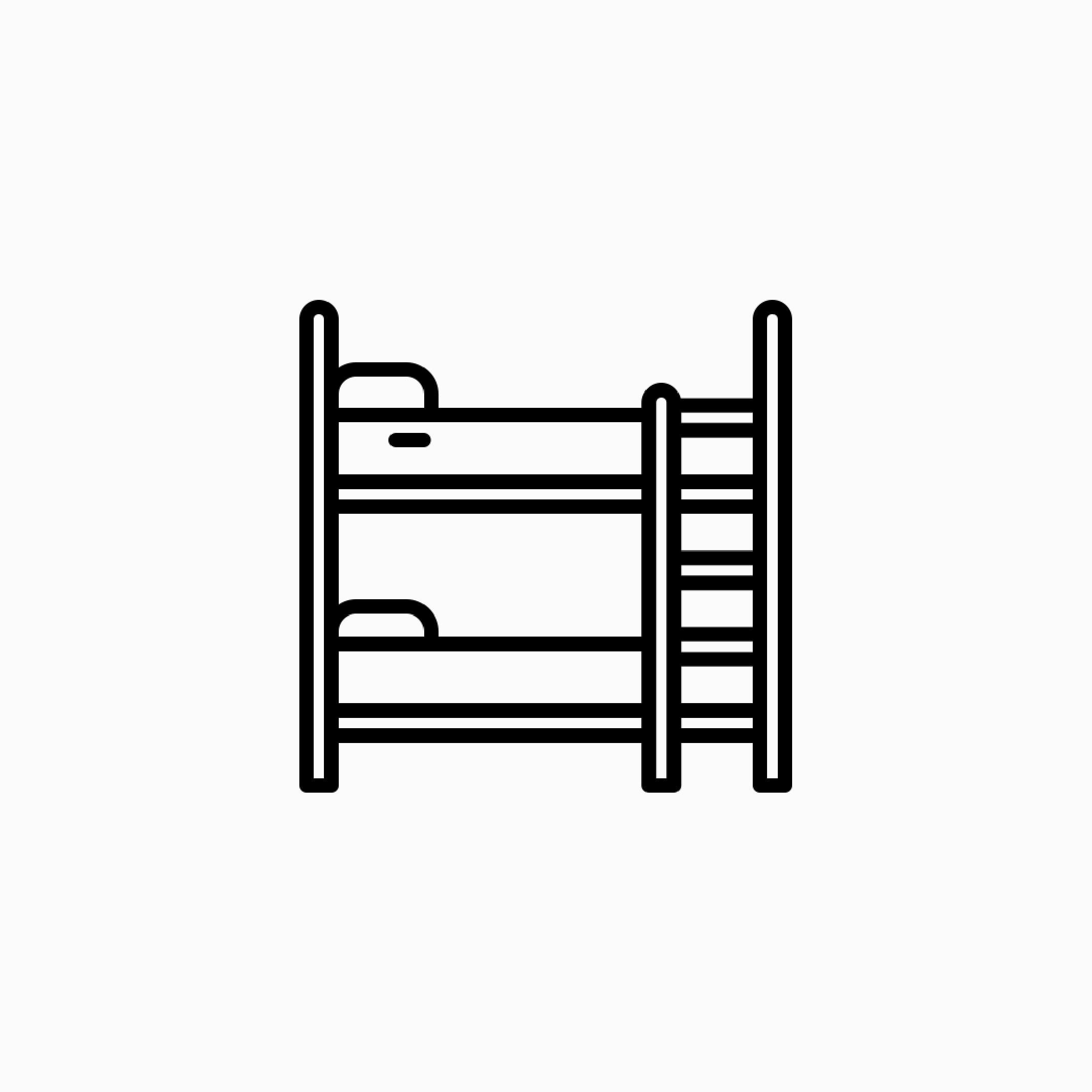 Icon - Dormitory - Les Maisons Escapia