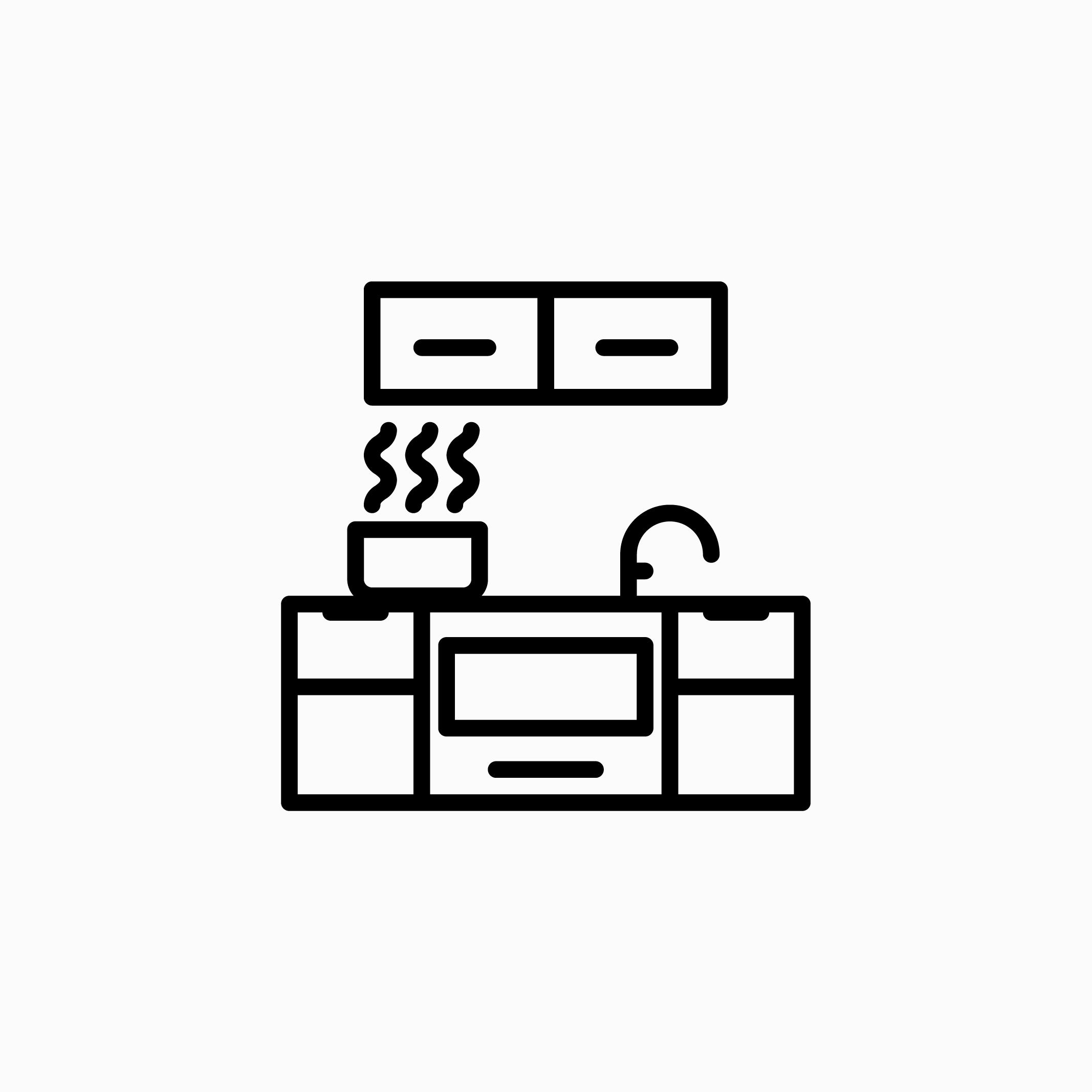 Icon - Cuisine - Les Maisons Escapia
