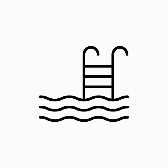 Icon Piscine - Les Maisons Escapia